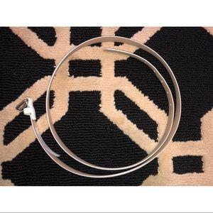 LB Patent Leather Belt